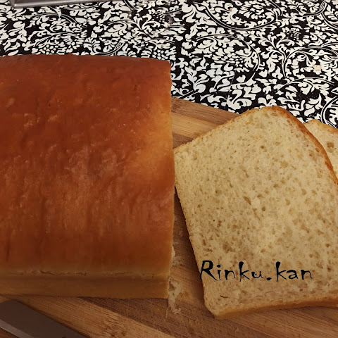 Eggless Butter Bread