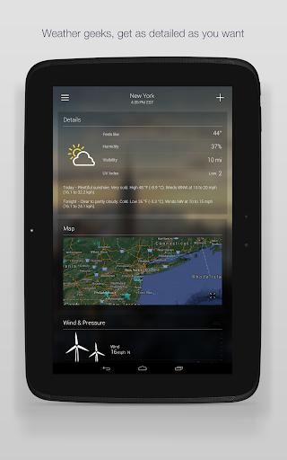 Yahoo Weather screenshot 8