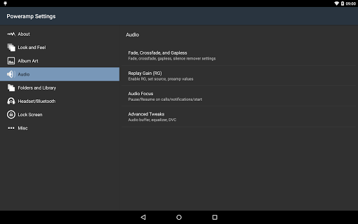 Poweramp Full Version Unlocker screenshot 13