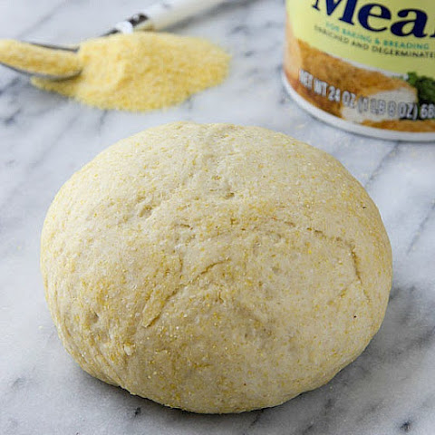 Cornmeal Pizza Dough