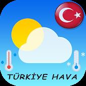 App Türkiye Saatlik Hava Durumu APK for Kindle