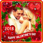 Valentine's Day 2018 Photo Frame Icon