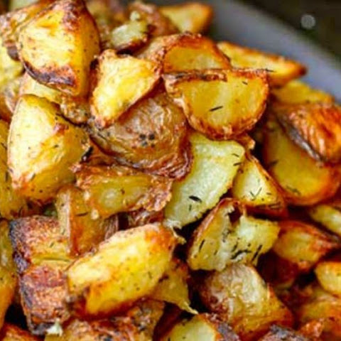 Perfect Roasted Potatoes