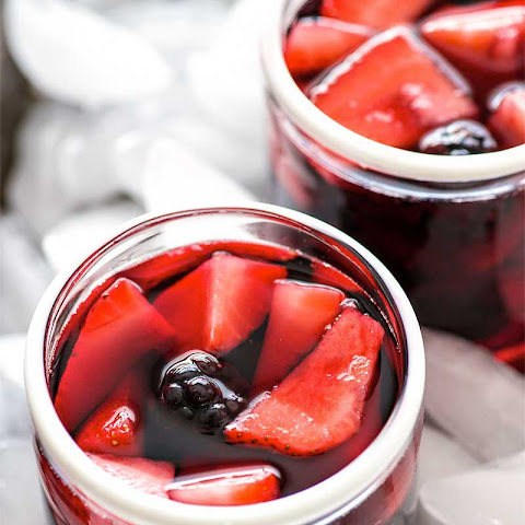 Blackbeard Berry Sangria