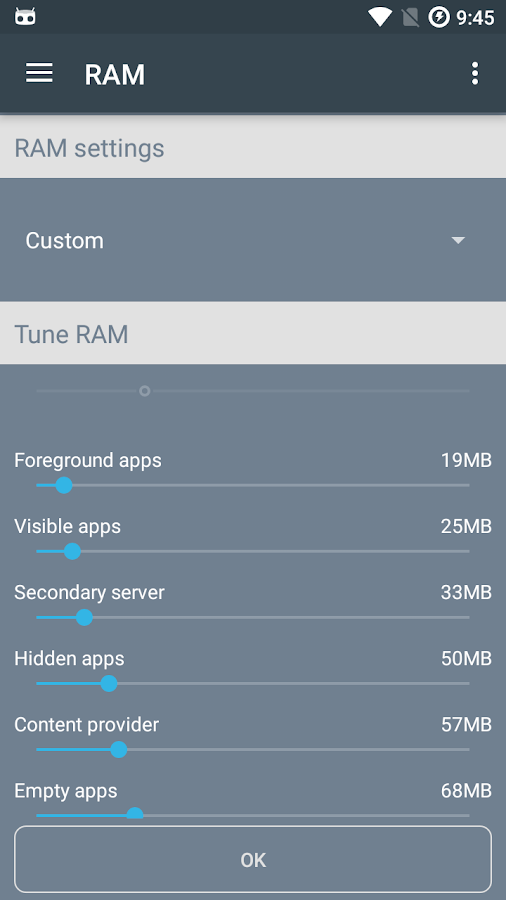 RAM Manager Pro Screenshot 4