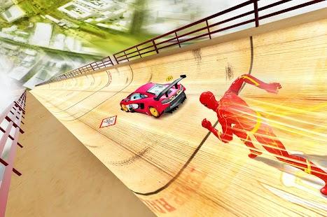Speed Hero VS Mega Ramp – Vertical Ramp Extreme
