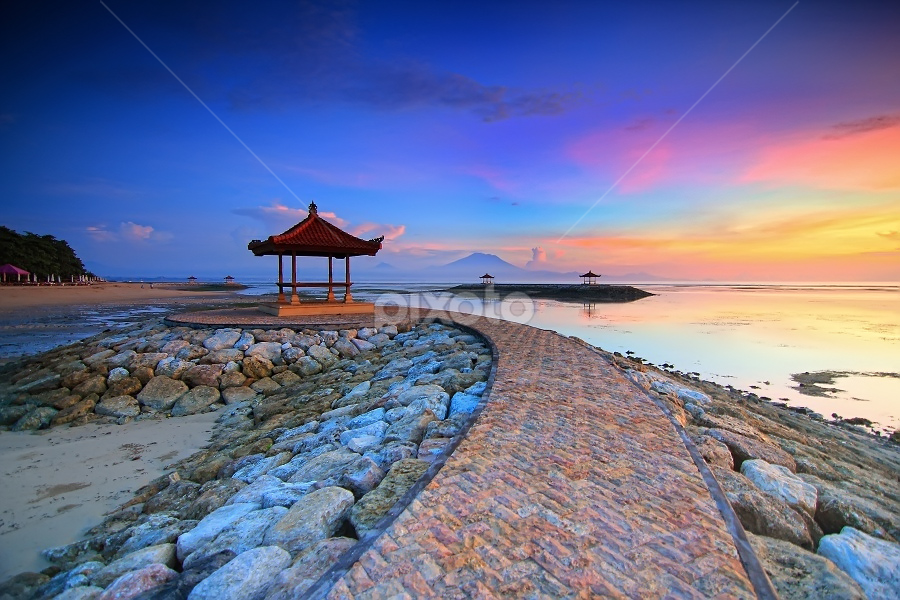 Bali by Krishna Mahaputra - Travel Locations Landmarks ( landscapes )