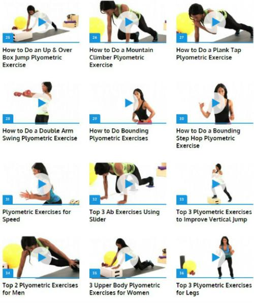 Plyometric Workouts For Sprinters Sport Fatare