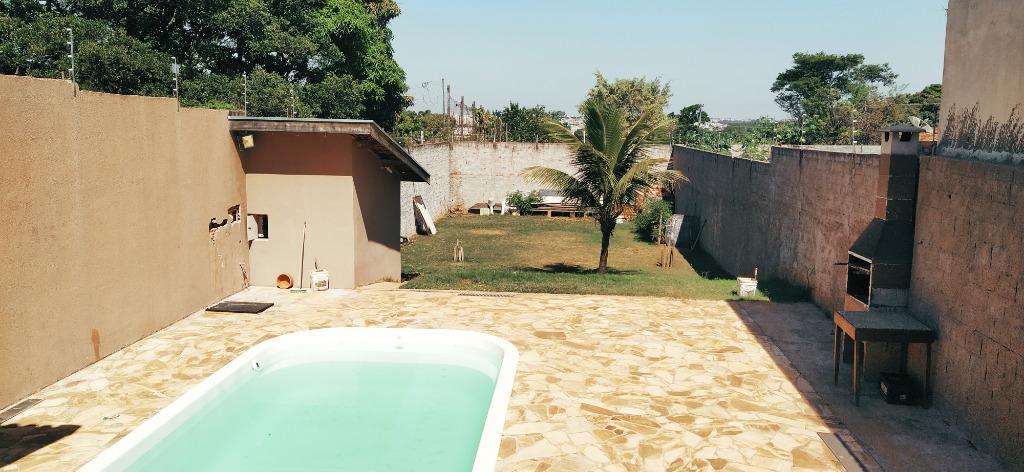 Casa com piscina à venda, 500 m² por R$ 730.000 - Chácara Recreio Alvorada - Hortolândia/SP