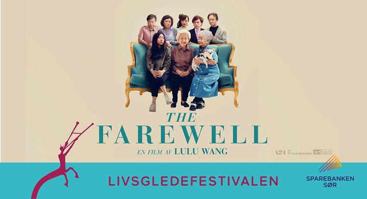 Livsgledefestivalen førpremiere: The Farewell