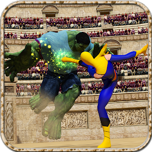 Download Incredible Monster War Hero Vs Spider Super Hero for Android