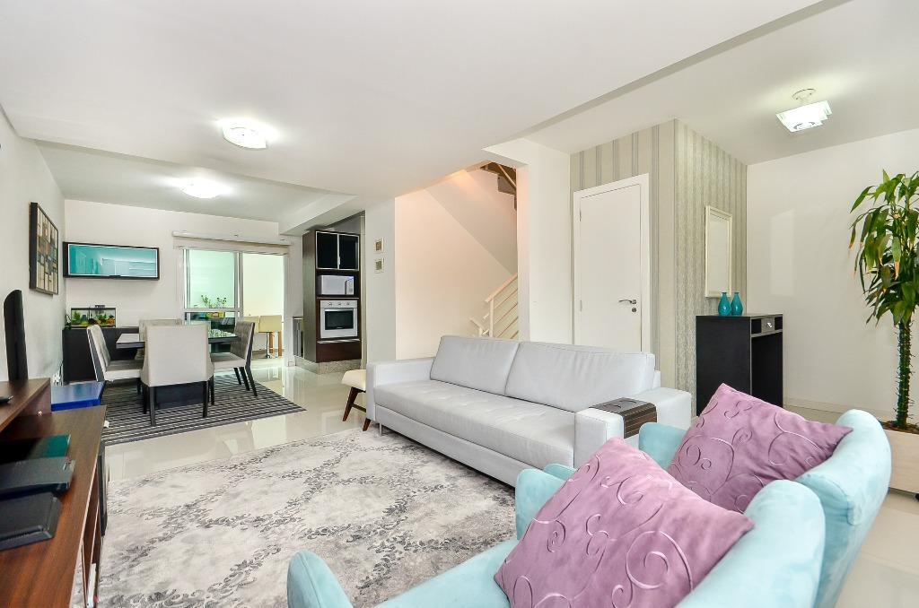 SO0042-CST, Sobrado de 4 quartos, 175 m² à venda no Santa Felicidade - Curitiba/PR
