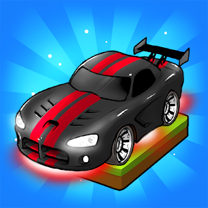 Merge Neon Car For PC (Windows And Mac)