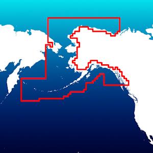 Aqua Map Alaska For PC / Windows 7/8/10 / Mac – Free Download