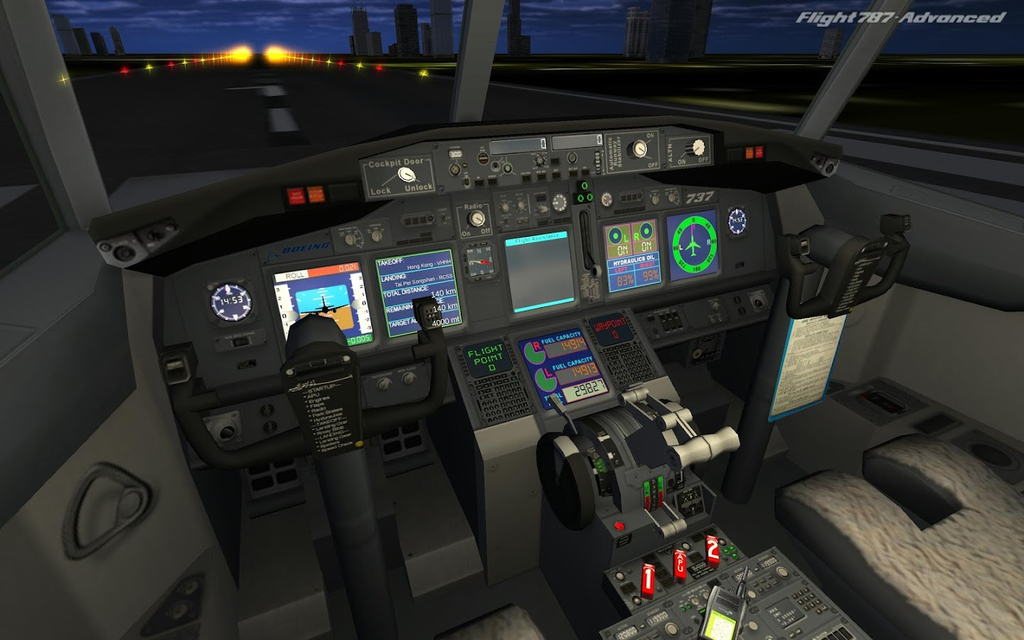Flight 787 - Advanced Screenshot 1