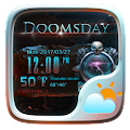 Doomsday Weather Widget Theme APK for Bluestacks