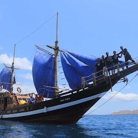by Andi Hermansyah - Transportation Boats