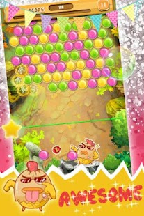 Chicky Pop:Bubble Shooter 2016 - screenshot