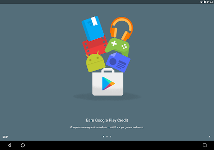 App Google Opinion Rewards apk for kindle fire