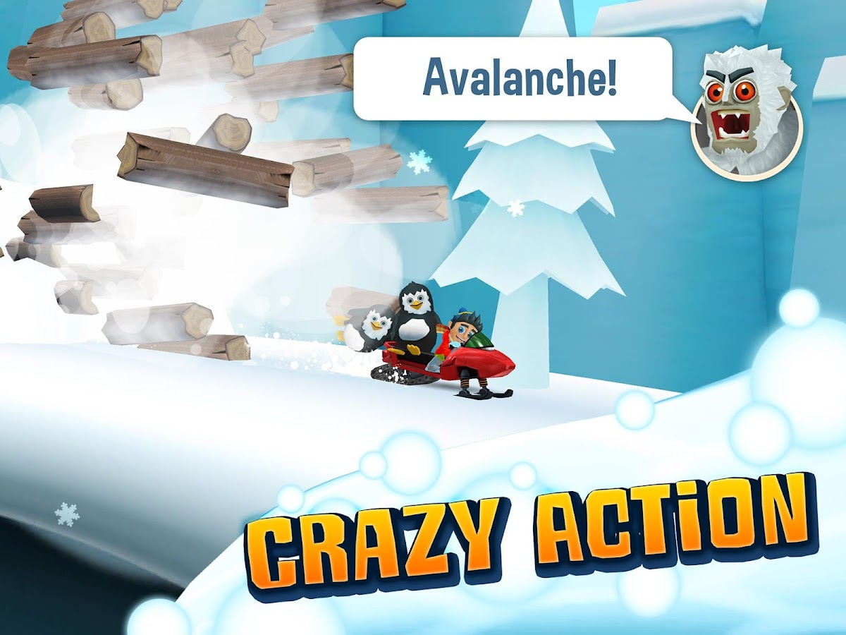 Ski Safari 2 Screenshot 1