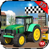 Tractor Racing With Cars APK for Bluestacks