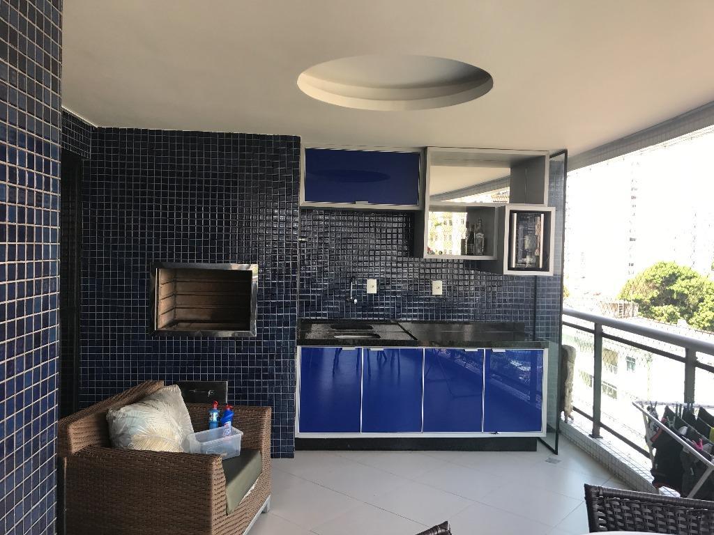 Apartamento à venda Umarizal 3 suites.