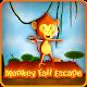 Monkey Fall Escape