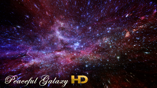 Peaceful Galaxy HD - screenshot