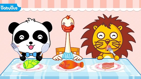 Free Download My Baby Panda Chef APK for Samsung