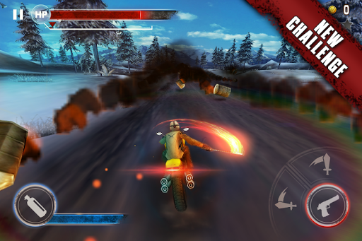 Death Moto 3 - screenshot