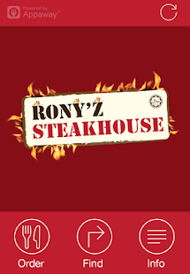 Rony'z Food 4 U, Knottingley - screenshot
