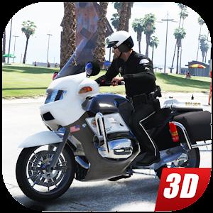 Police Motorbike : Simulator Crime City Chase 3D Online PC (Windows / MAC)