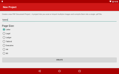 App pdf document scanner apk for windows phone android for Document viewer pdf apk
