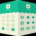 Password AppLock Green