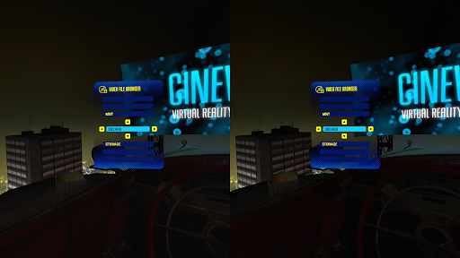 CINEVEO - VR Drive-in Cinema - screenshot