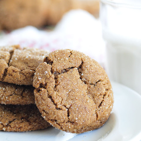 Healthy Ginger Cookies