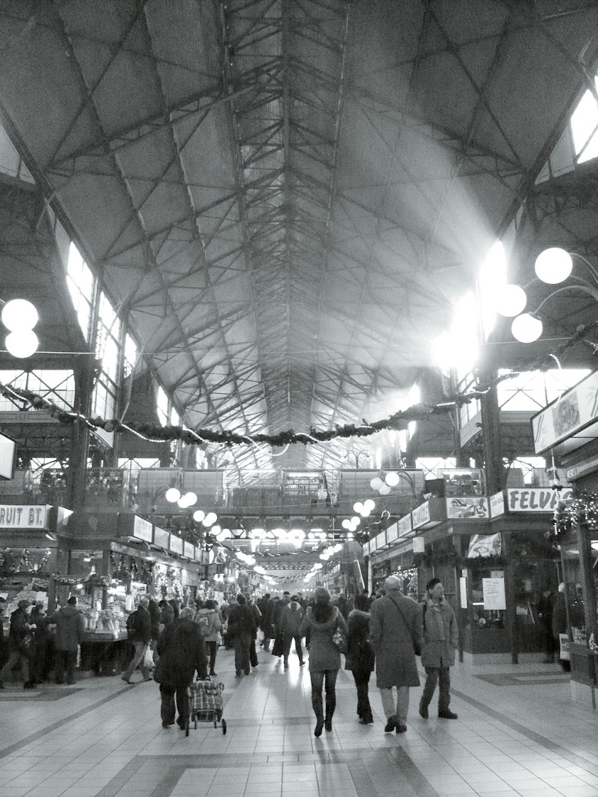 The Central Market Hall
