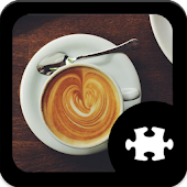 Game Coffee Jigsaw Puzzle apk for kindle fire