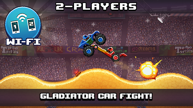 Drive Ahead! apk screenshot