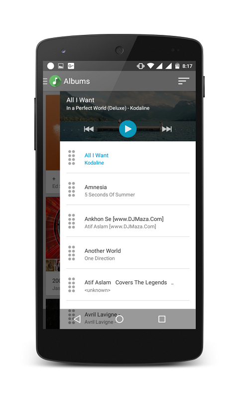 N Music Player Pro Screenshot 2