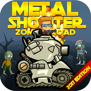 Metal Shooter : Zombie Road