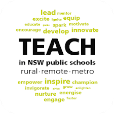 teach.NSW JobFeed Mobile