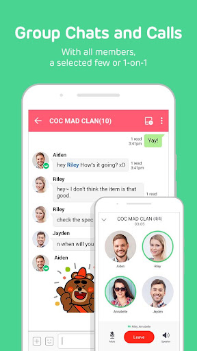 BAND - Organize your groups screenshot 3