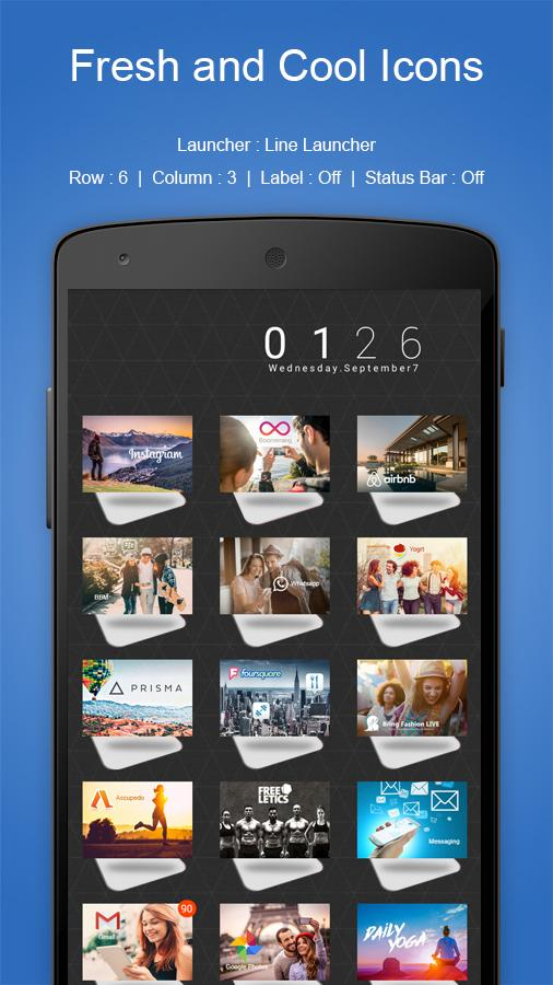 Thumbnail Icon Pack Screenshot 1
