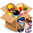 Pack Comics, CartOOns & Manga
