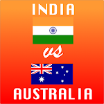 India vs Australia - Cricket Live APK
