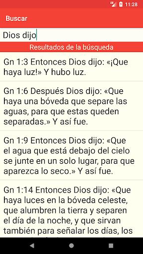 Biblia Católica Gratis screenshot 6