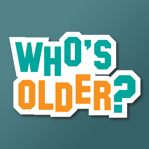Who's Older? Quiz Game (game)