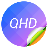 Wallpapers QHD (Background HD) APK for iPhone