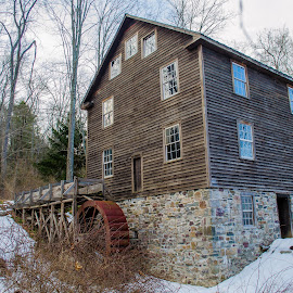 Millbrook Mill by Al Koop - Buildings & Architecture Public & Historical ( millbrook village )